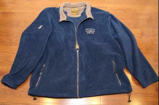 Mens Fleece Jacket Image